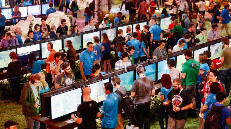 Los gamers