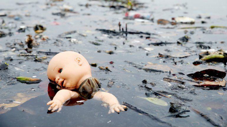 El mundo emite 2 millones de toneladas de efluentes cloacales y desechos.