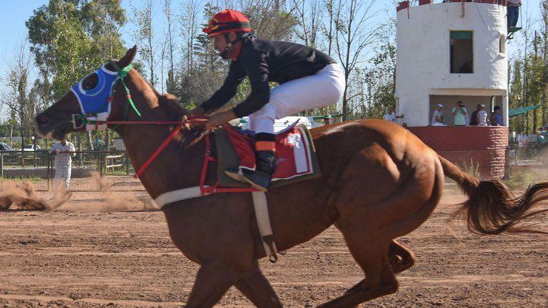 En la segunda carrera se disputará el Premio La Mañana.