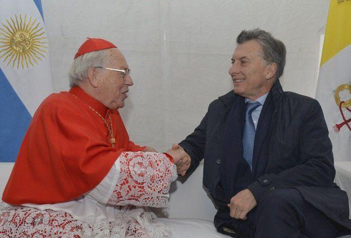 Desde Tucumán, Macri pidió erradicar la corrupción