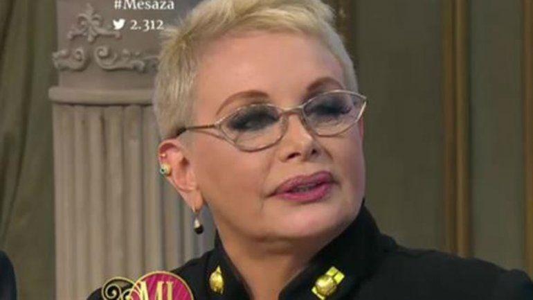 Barbieri volvió a referirse al conflicto entre su hijo y Barbie Vélez.