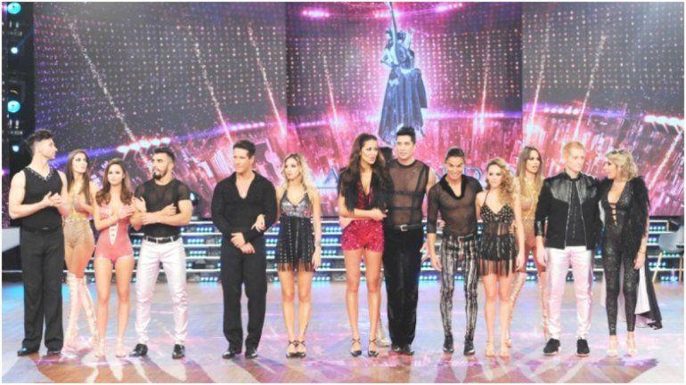 Seis parejas están en la primera sentencia del Bailando 2016.