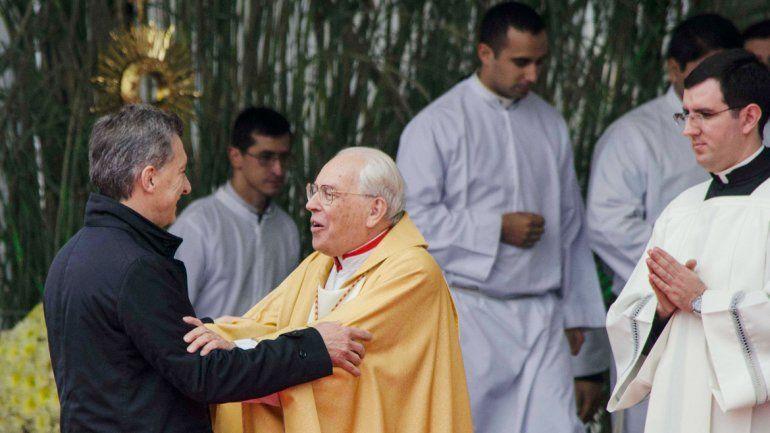 El presidente de la Nación estuvo ayer en Tucumán.