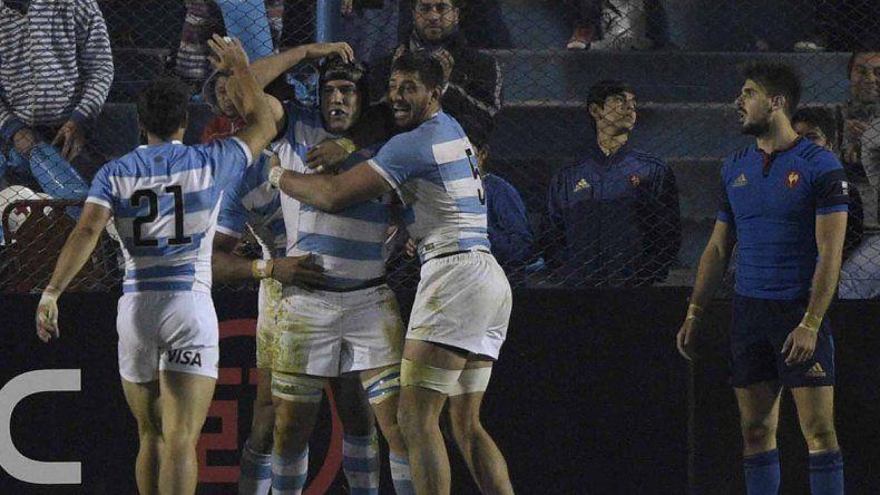 El partido se jugó en Tucumán y habrá revancha el próximo sábado.