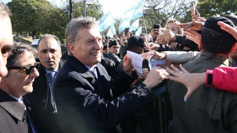 Macri: El objetivo es lograr pobreza cero y derrotar el narcotráfico