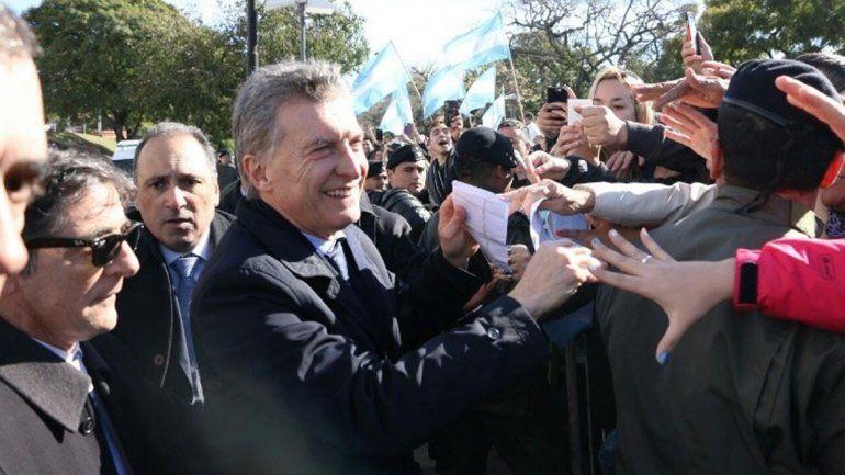 Macri rearma su estrategia y sale a tocar el timbre