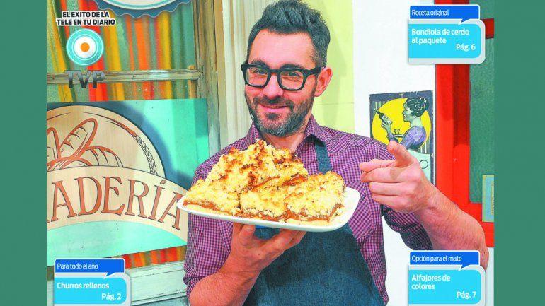 Cocineros Argentinos te propone una fiesta de dulces