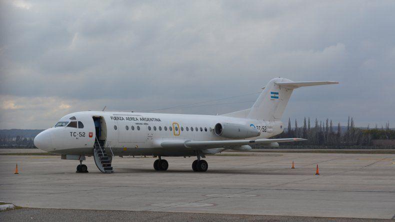 Primer vuelo desde Mar del Plata