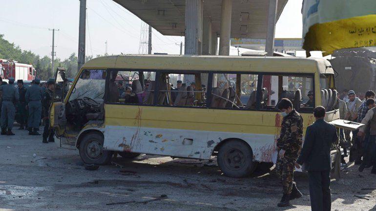 El atentado dejó al menos 24 muertos y 50 heridos.