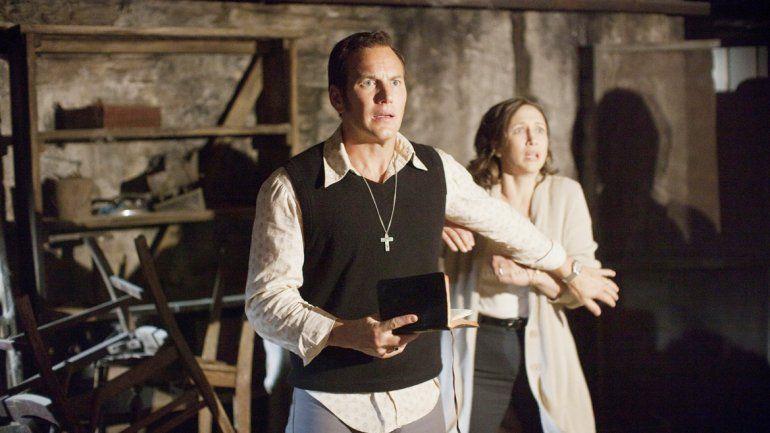 Patrick Wilson y Vera Farmiga vuelven a ponerse en el cuerpo de Ed y Lorraine Warren