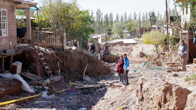 Nueva España fue víctima de la falta de planificación hídrica.
