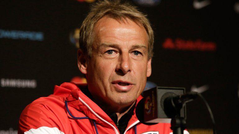 El entrenador alemán confía en llegar a la final de la Copa.