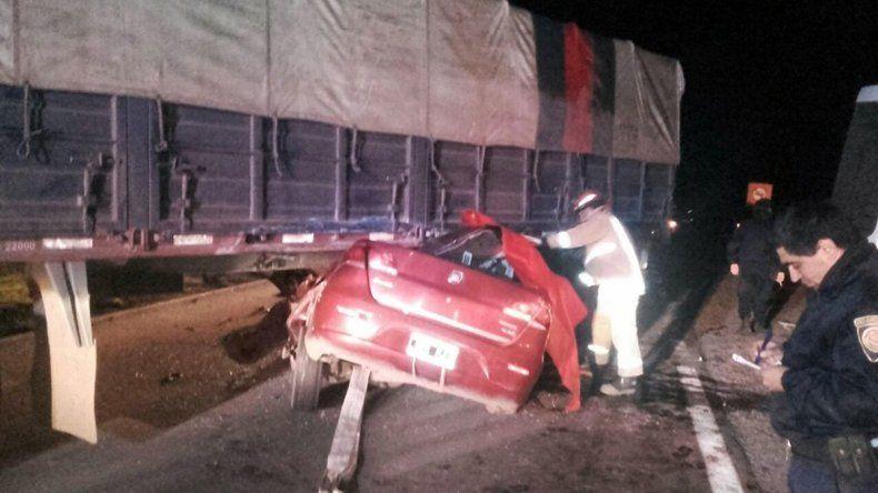 Tragedia en La Carlota: cuatro muertos en un accidente