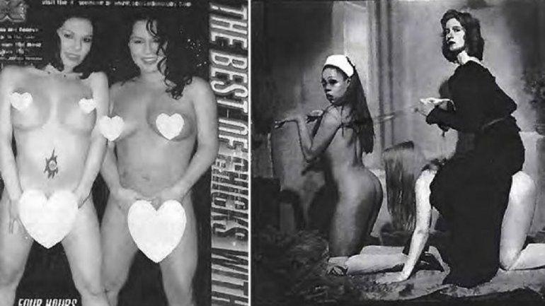 Los datos divulgados revelaron que la estrella pop tenía gran cantidad de imágenes de adolescentes desnudos y material porno.