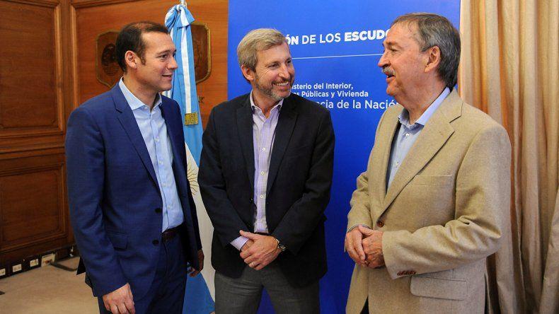 La firma del acuerdo se concretó este mediodía en la Casa Rosada.