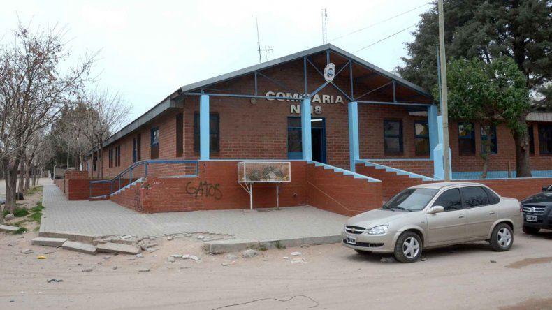 El ataque se registró en un vivienda ubicada sobre calle Godoy al 1900 del barrio Gran Neuquén Norte.