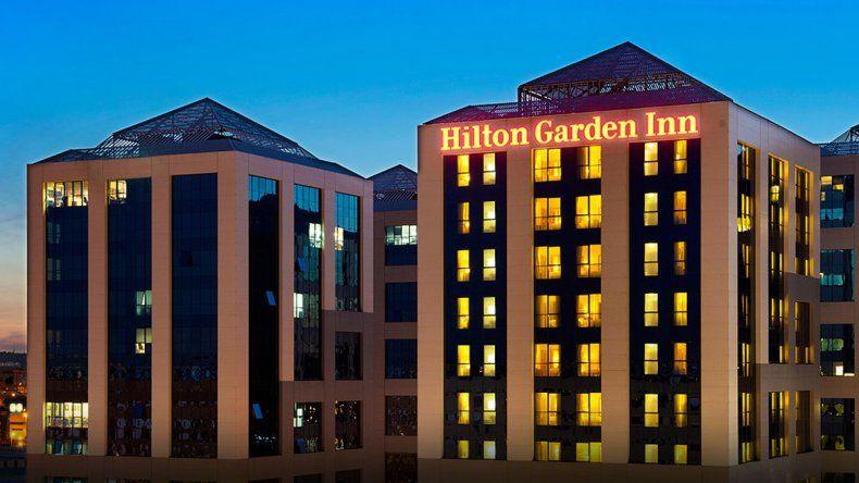 El Hilton Garden Inn de Sevilla