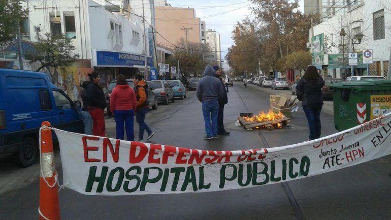 Trabajadores del Castro Rendón piden adelantar la mesa salarial