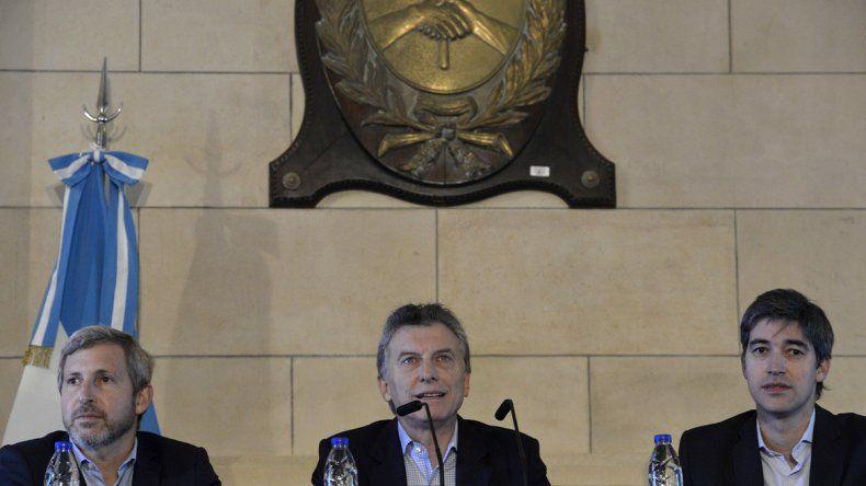 Macri presentó el proyecto para reformar el sistema electoral