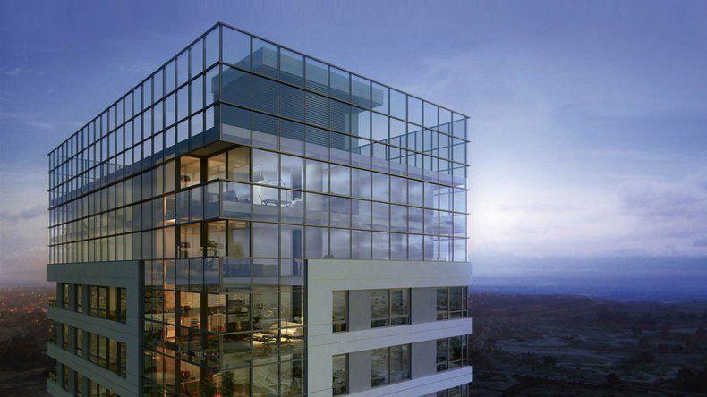 El Hilton lucirá imponente en el norte de la ciudad.