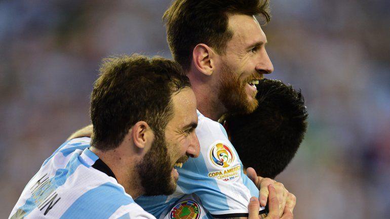 Argentina campeona y Messi figura