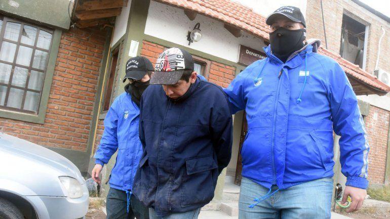 El Grupo de Recaptura atrapó ayer Marcelo Gago