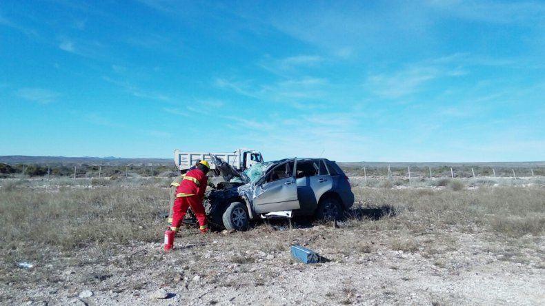 Aún se desconocen las causas del accidente.