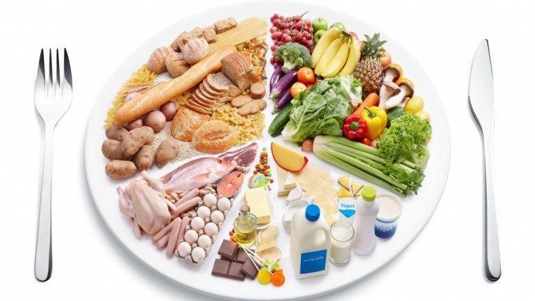 ¿Cuántas comidas hay que hacer por día?