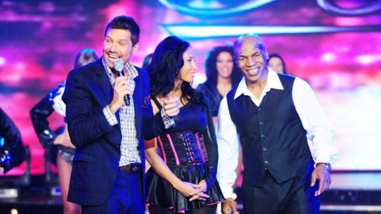 Tyson fue una de las figuras que pasó por Showmatch en 2011.