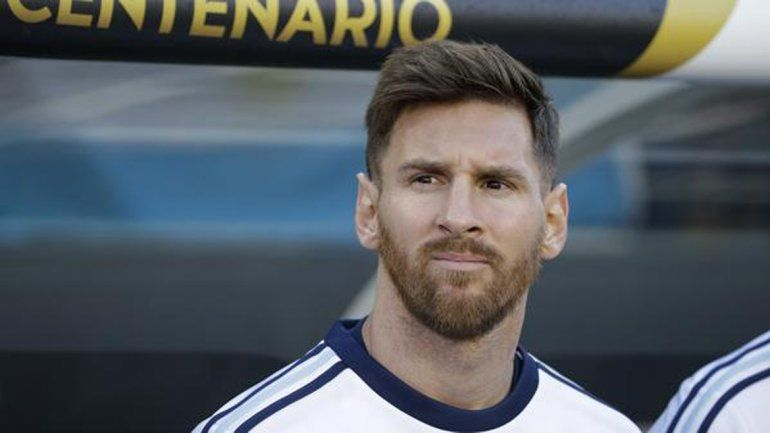 Messi: A la AFA le voy a contestar después de la Copa América