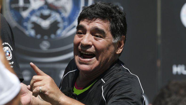 ¿Amenazaron de muerte a Diego?
