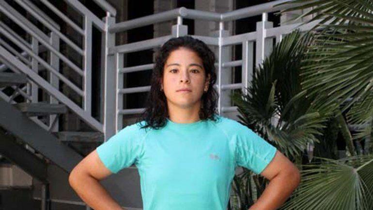 Mayra Gómez. Boxeo