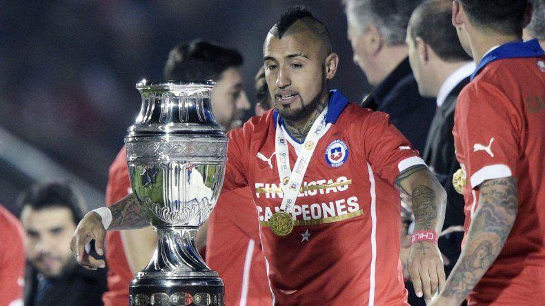 El Rey Arturo vuelve para otra final contra la Argentina
