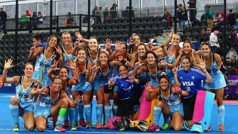 Las Leonas consiguieron su séptimo Champions Trophy.