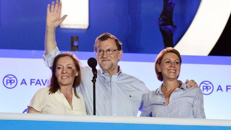 Rajoy no obtuvo los votos necesarios para conformar gobierno.