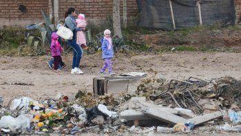 el municipio multo a 59 duenos de baldios llenos de basura
