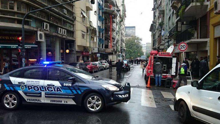 La AFA recibió una amenaza de bomba