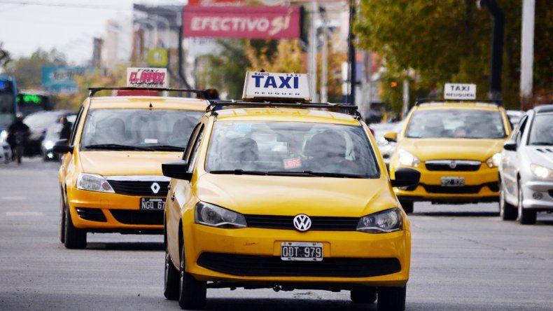 A los taxistas les vino bien la tolerancia cero.
