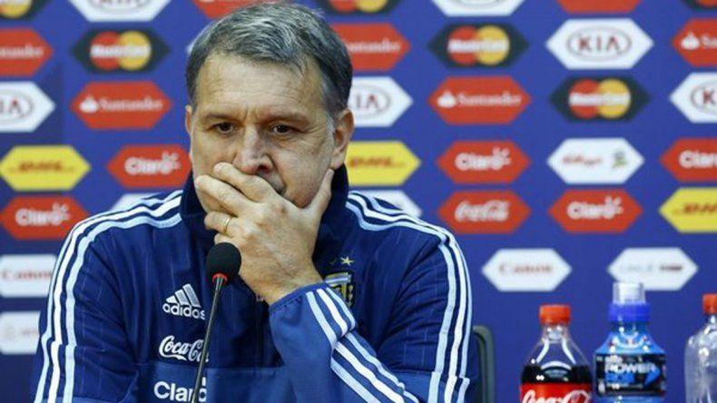 El Tata vuelve al trabajo el lunes 4 de julio pensando en Río.