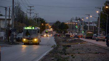 Líneas de colectivos cambian su recorrido por obras del Metrobus