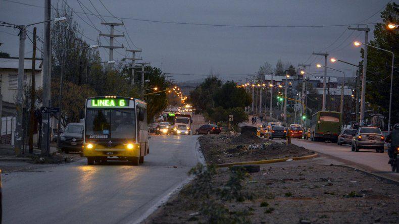 Antes de fin de año empezarán los primeros trabajos para la implementación del metrobus