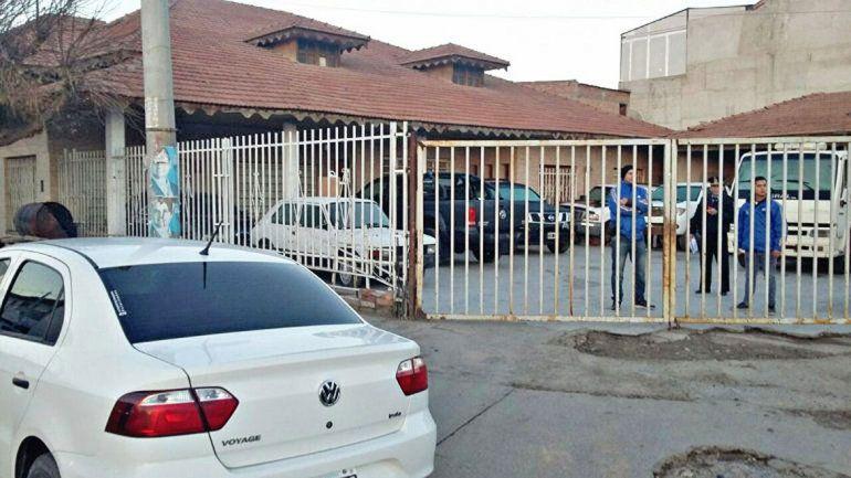 En una casa de Luis Beltrán y Candelaria secuestraron 40 mil dólares