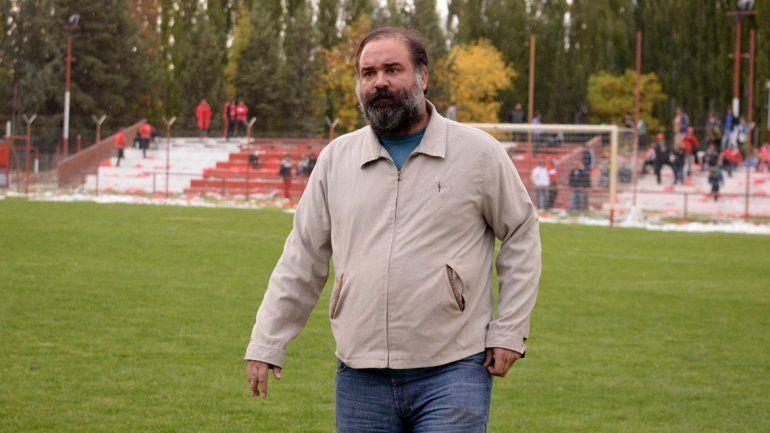 Sobisch viajó a Buenos Aires para hablar con algunos jugadores.