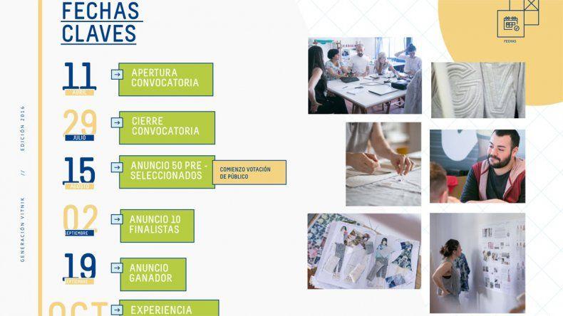 Convocan a diseñadores para crear una línea de ropa y ganar 50 mil pesos