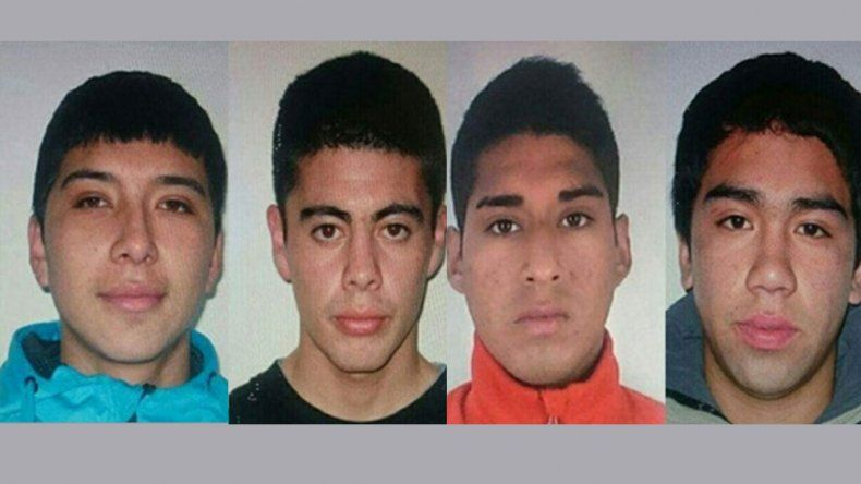 Cuatro presos escaparon de una cárcel chilena y fueron atrapados en Mamuil Malal