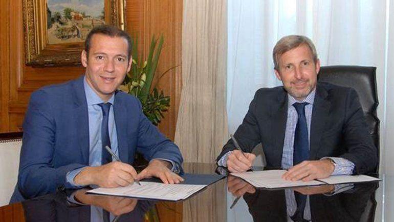 Gutiérrez y Frigerio. Una relación que se consolida para Neuquén.