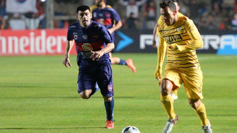 Pavón fue la figura del partido con dos goles. Insaurralde y Pérez aumentaron la ventaja. A