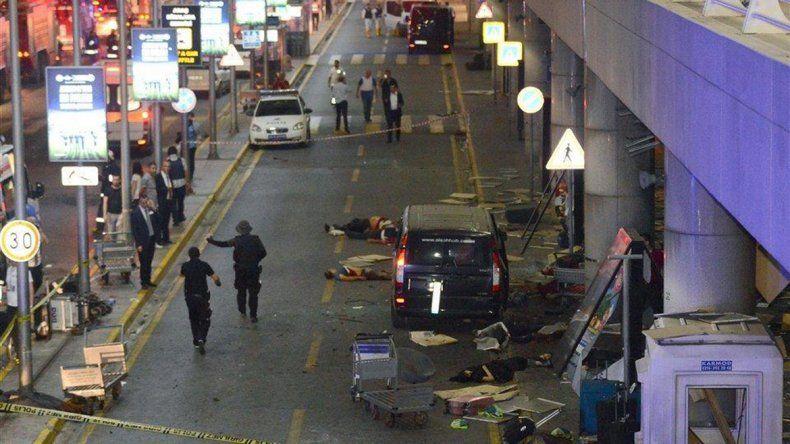 Detuvieron a otros 14 sospechosos por las explosiones en Estambul