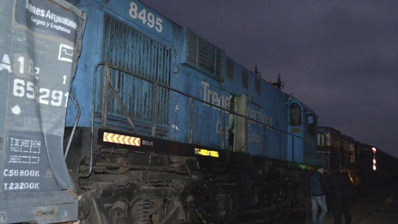 Chocaron dos trenes y hay al menos 20 heridos