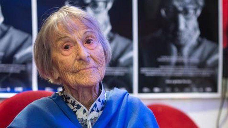 Brunhilde Promsel trabajó con el ministro nazi de Propaganda.
